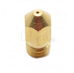 Messingdüse Mod MK8 Ø0.3 mm - 1.75 mm filament Filamento 1.75mm 10040202 DHM