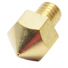Messingdüse MK7 Ø0.3 mm - 3.00 mm filament Filamento 3.00mm 10040706 DHM