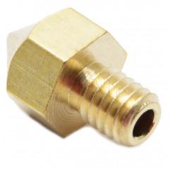 Messingdüse MK7 Ø0.2 mm - 3.00 mm filament Filamento 3.00mm 10040705 DHM