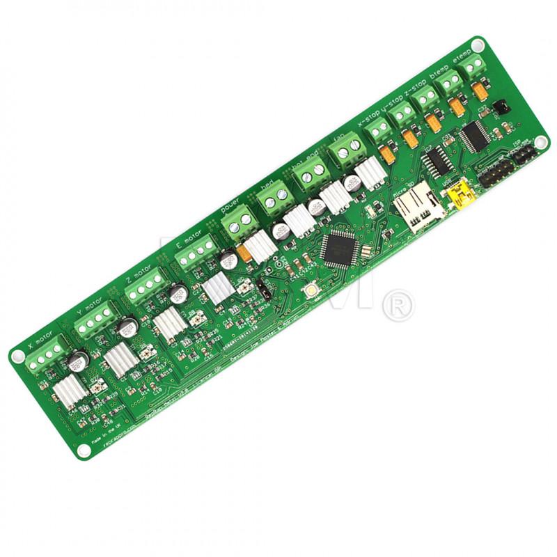 Melzi v 2.0 - all-in-one control board Schede di controllo 08010104 DHM