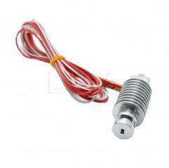 Kompletter Metall-Extruder V5 1.75mm Düse 0.4 mm DIREKT Schmelzgeräte - DHM 10010103 DHM