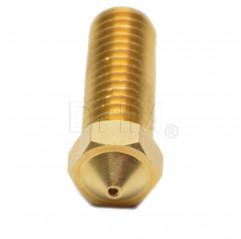 Volcano Extra Nozzle Mod D long Ø0.6 mm - 3.00 mm filament Filamento 3.00mm 10040505 DHM