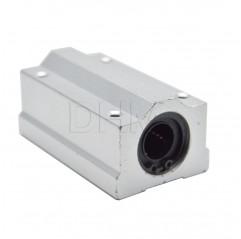 Linearlager mit Aluminumgehäuse in langer Ausführung SC16LUU Lineare Buchsen mit geschlossener Gehäuseeinheit 04060205 DHM