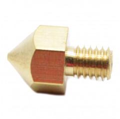 Messingdüse MK7 Ø0.3 mm - 1.75 mm filament Filamento 1.75mm 10040702 DHM