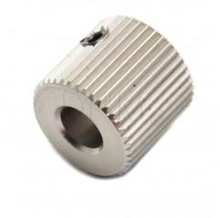 Filament Drive Gear 40 denti ID 5 mm OD 12 mm H 11 mm Airtripper Reprap MK7 drive gear 3D Trascinafilo acciaio inox 10070404 DHM