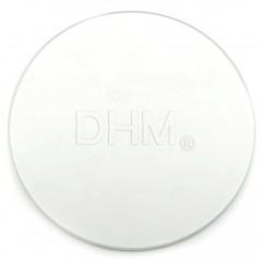 Hochtemperaturglas Dicke 3 mm Ø25 cm Vetri alte temperature 11020110 DHM