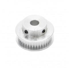 Zahnriemenrad GT2 / 6mm breit Ø6.35 mm 40 teeth Gezahnte Riemenscheiben GT2 05010205 DHM