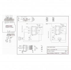 otorkarte mit Treiber L293D Moduli Arduino 08020211 DHM