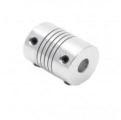 Wellenkupplung DB flexibel 8*6.35 mm Flexible Gelenke 05040106 DHM