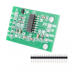 Digitaler Analog-Wandler HX711 für Wägezellen Moduli Arduino 08020203 DHM