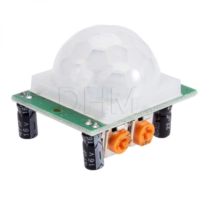 Infrarot-Bewegungsmelder HC-SR501 Moduli Arduino 08020204 DHM