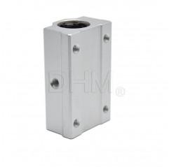 Linearlager mit Aluminumgehäuse in langer Ausführung SC12LUU Lineare Buchsen mit geschlossener Gehäuseeinheit 04060204 DHM