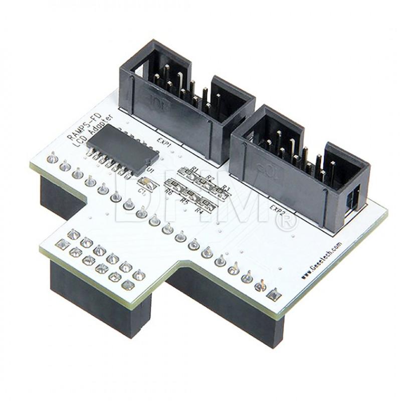 LCD Adapter für Arduino DUE und FD Rampen Espansioni 08030201 DHM