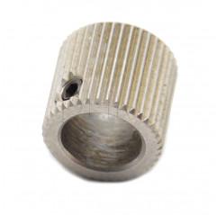 Filament Drive Gear 40 denti ID 8 mm OD 12 mm H 11 Airtripper Reprap MK7 drive gear 3D Trascinafilo acciaio inox 10070401 DHM