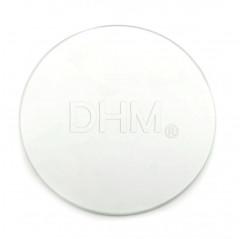 Hochtemperaturglas Dicke 3 mm Ø20 cm Vetri alte temperature 11020109 DHM