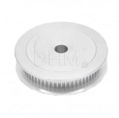 Zahnriemenrad GT2 / 6mm breit Ø6.35 mm 60 teeth Gezahnte Riemenscheiben GT2 05010206 DHM