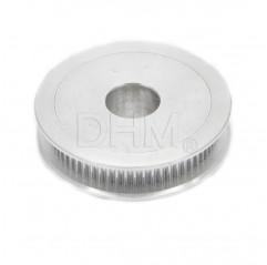 Zahnriemenrad GT2 / 6mm breit Ø12 mm 60 teeth Gezahnte Riemenscheiben GT2 05010503 DHM