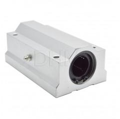 Linearlager mit Aluminumgehäuse in langer Ausführung SC25LUU Lineare Buchsen mit geschlossener Gehäuseeinheit 04060207 DHM