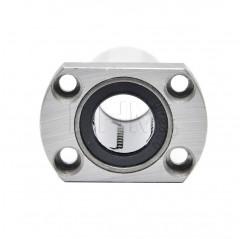 Linearlager mit ovalen Flansch LMH20UU Lineare Buchsen mit ovalem Flansch 04050605 DHM