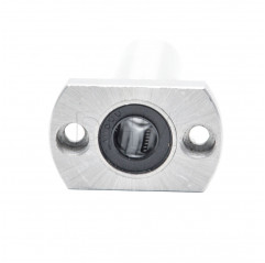 Linearlager mit ovalen Flansch lange Ausführung LMH10LUU Lineare Buchsen mit ovalem Flansch 04050702 DHM
