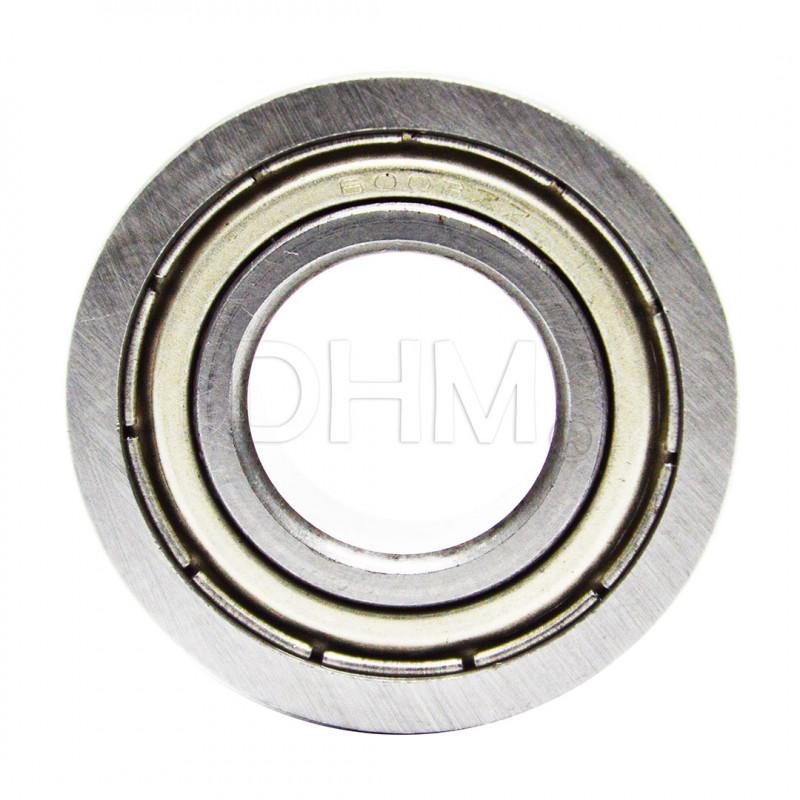 Rillenkugellager F6003ZZ Flanschlager 04020304 DHM