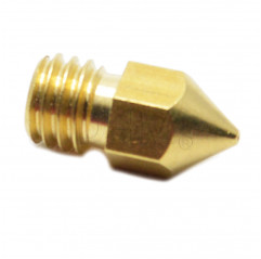 Messingdüse Mod A Ø0.6 mm - 1.75 mm filament Filamento 1.75mm 10040105 DHM