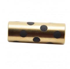 Bronze mit 8 mm Loch Graphen Ultimaker Buchsen 04110102 DHM