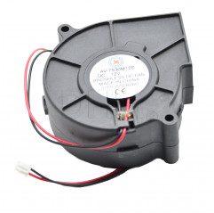 Gebläsekühlender Radialventilator 75*75*30 mm 12V 7530 - cooler fan 3D printing Ventole 09010203 DHM