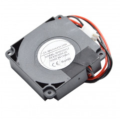 Turbo blower 40*40 mm 12V - cooler fan 3D printing Ventole 09010204 DHM