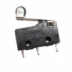 5A 250V Hebel Mikroschalter mit Rad Switch/finecorsa 06050105 DHM