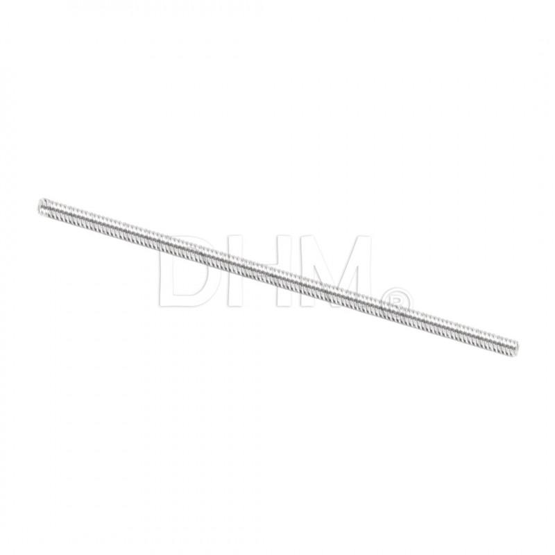 Präzisions-Trapezgewindespindel TR8 pitch 2mm - 2 principles 100cm Trapezschrauben T8 05050109 DHM