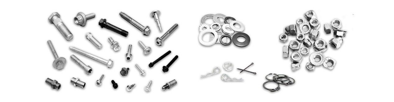 Hardware und Schrauben