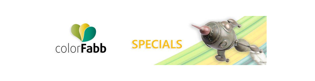 Specials ColorFabb | Compass DHM projects