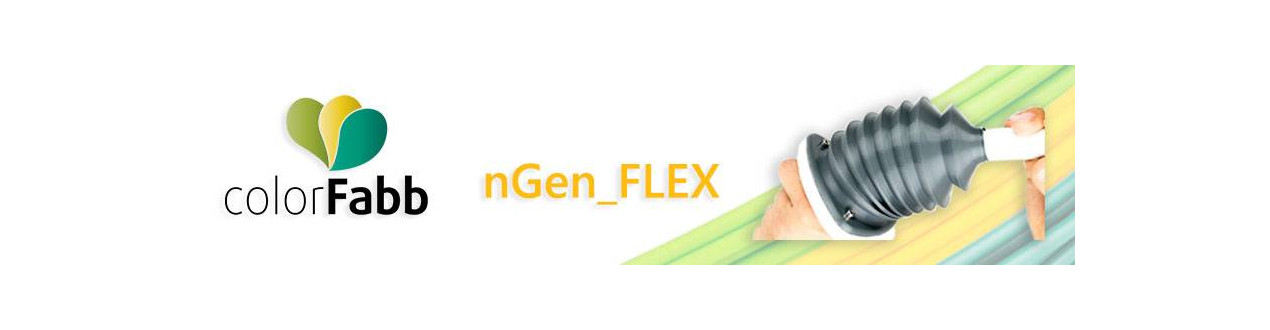 nGen_FLEX ColorFabb | Compass DHM projects