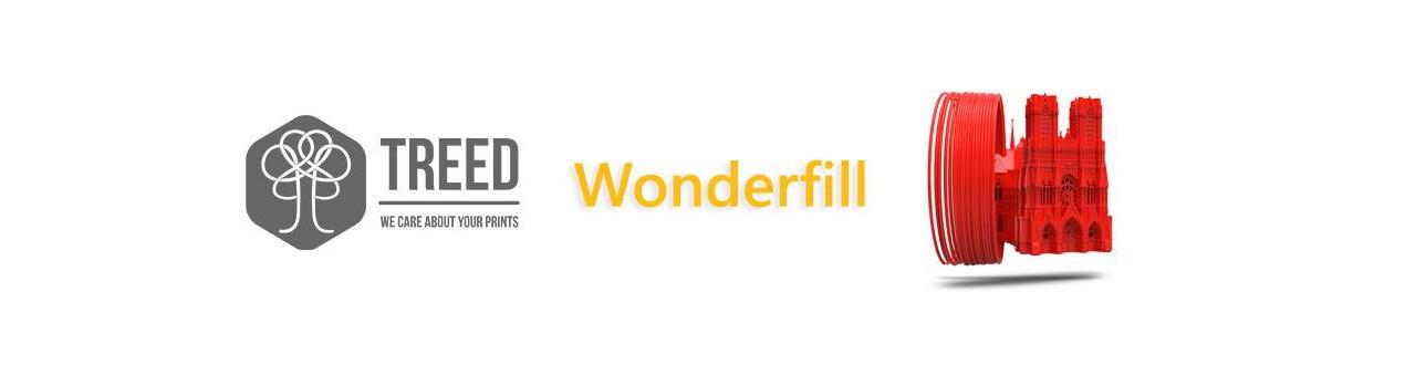 Wonderfil TreeD Filaments | Compass DHM projects