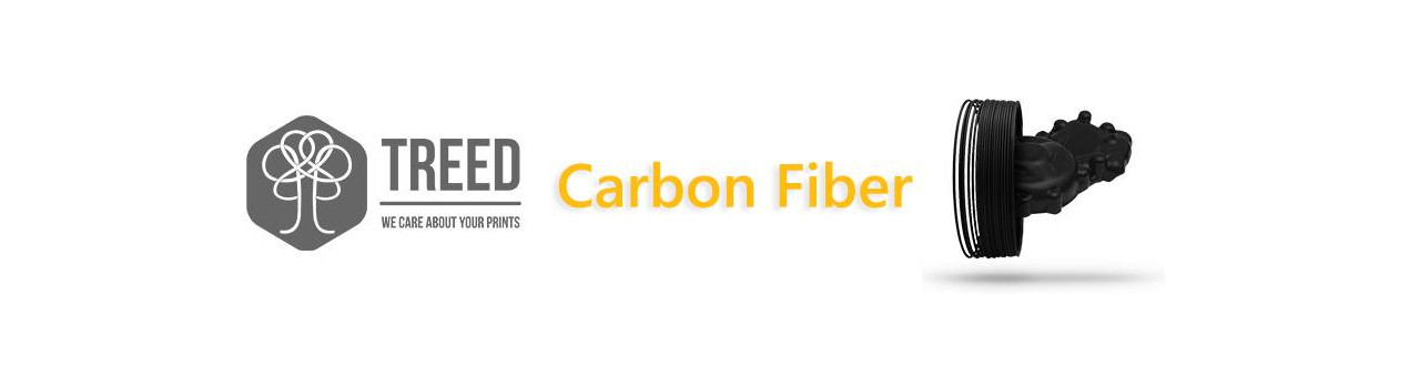 Carbon Fiber TreeD Filaments | Compass DHM projects