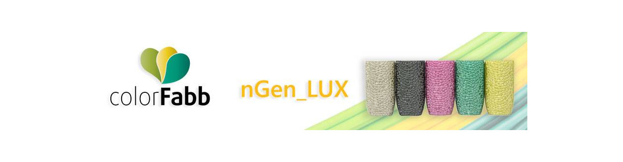 nGen_LUX ColorFabb | Compass DHM projects