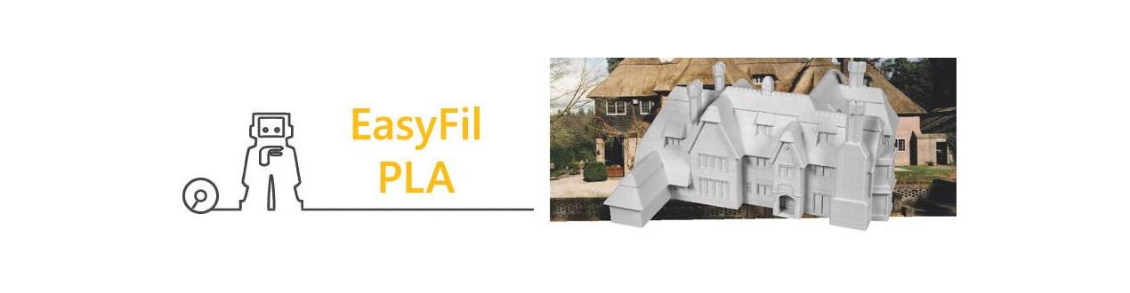 PLA EasyFil Formfutura