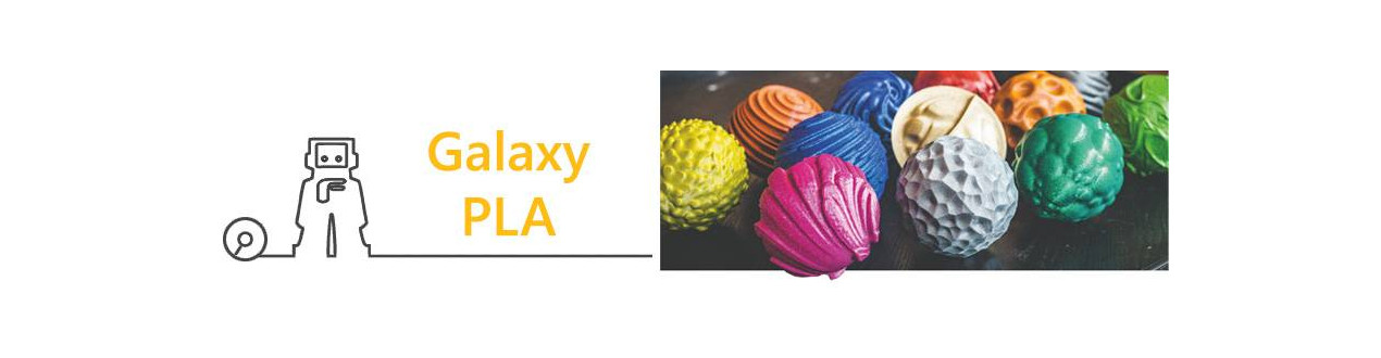 PLA Galaxy Formfutura