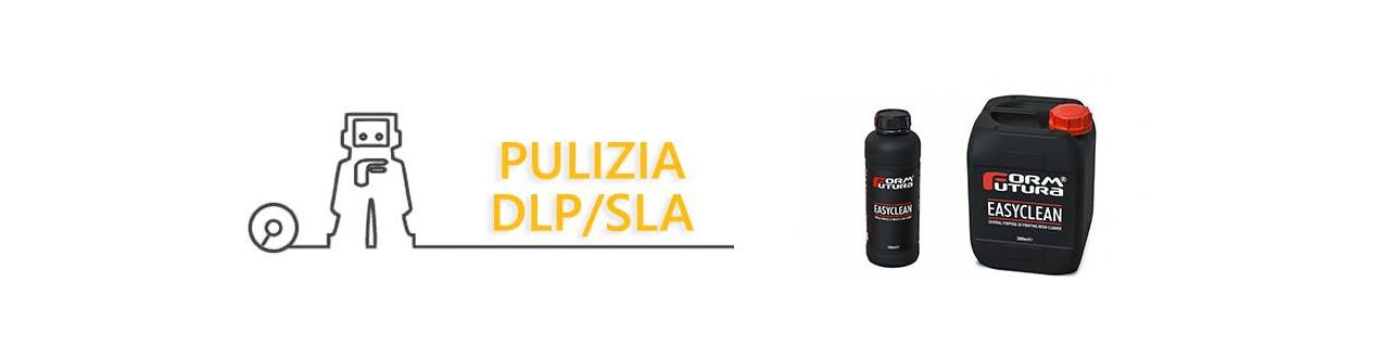 Pulizia e accessori DLP/SLA