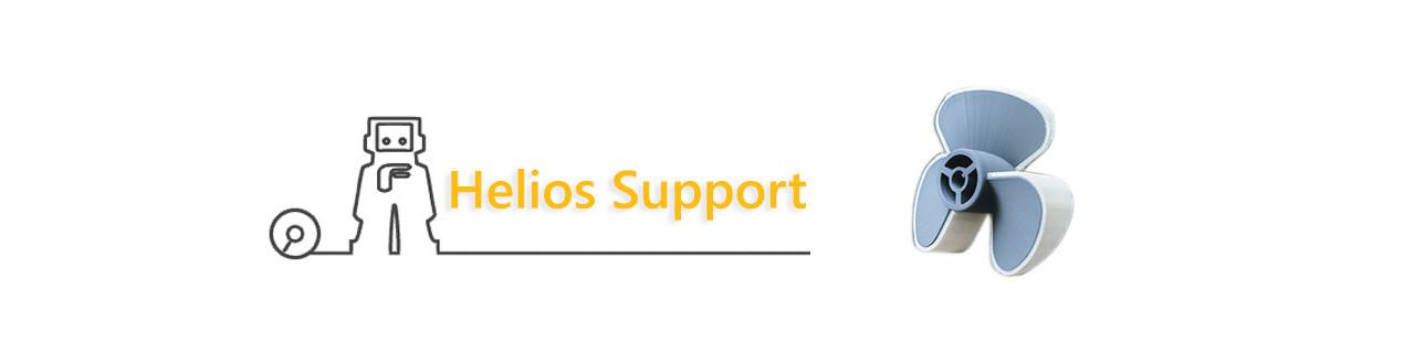 Helios Support PVA