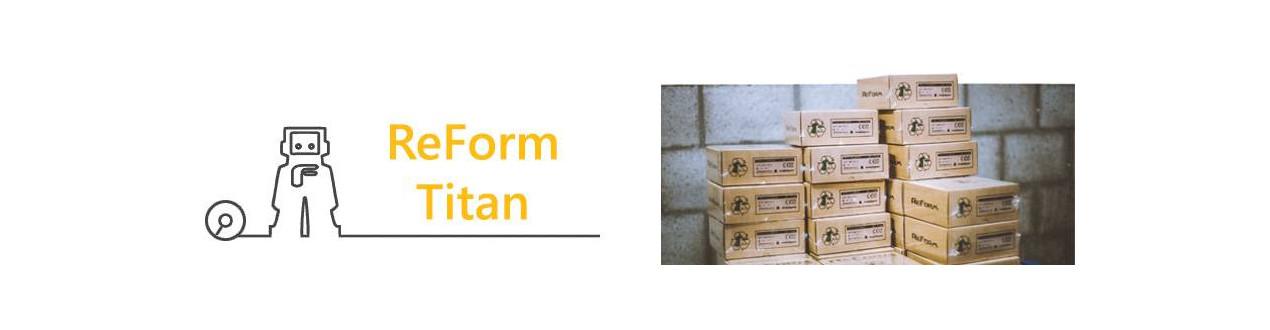 ReForm rTitan (recycled)