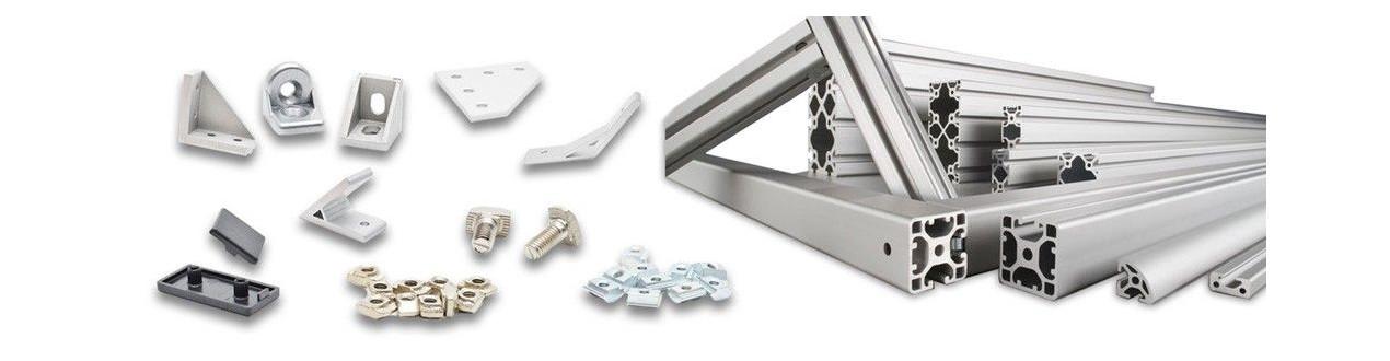 Profili strutturali e accessori
