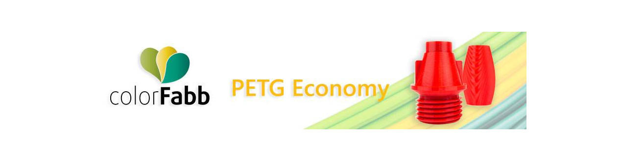 PETG Economy ColorFabb