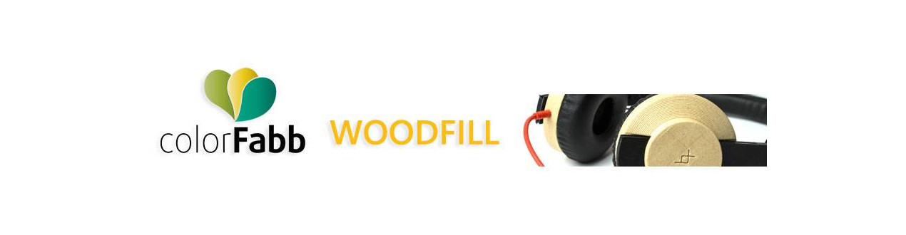 WoodFill ColorFabb | Compass DHM projects