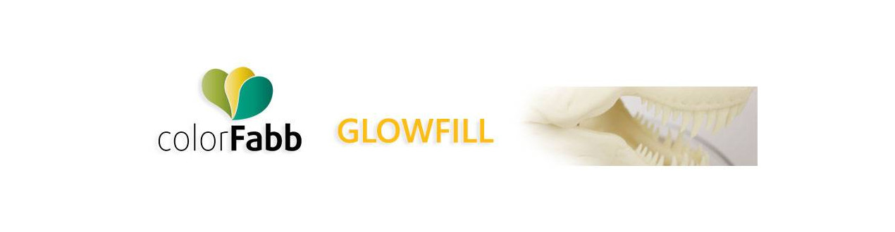 GlowFill ColorFabb | Compass DHM projects