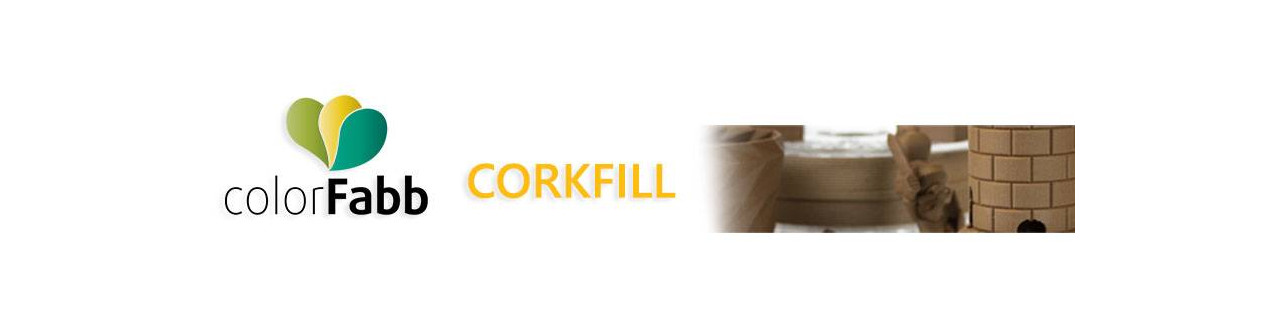 CorkFill ColorFabb | Compass DHM projects