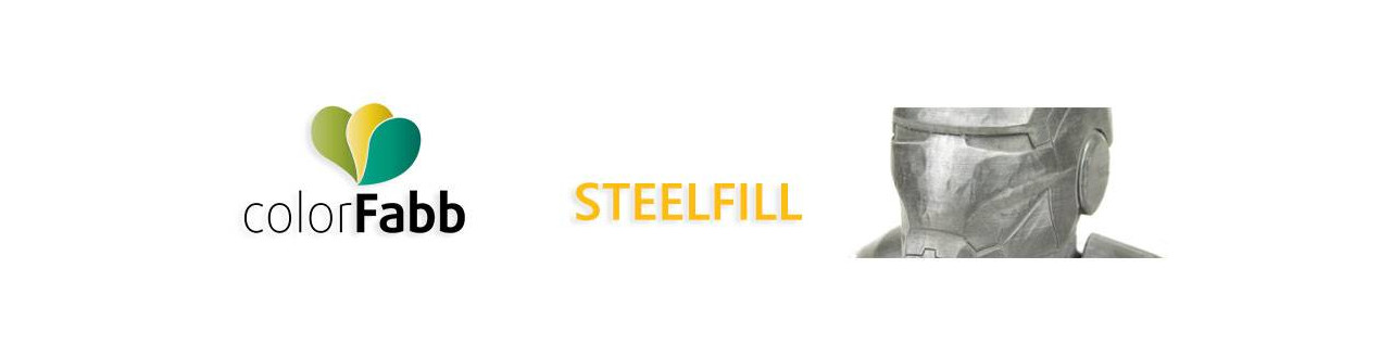 SteelFill ColorFabb