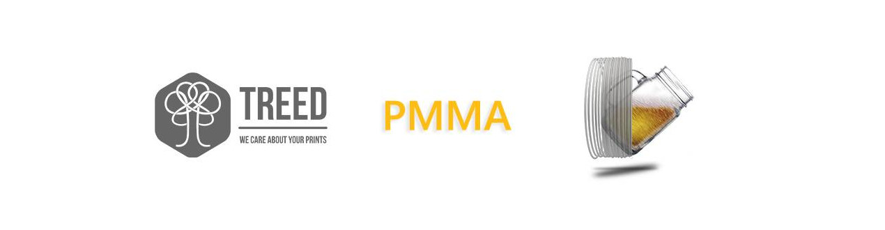 PMMA TreeD Filaments | Compass DHM projects