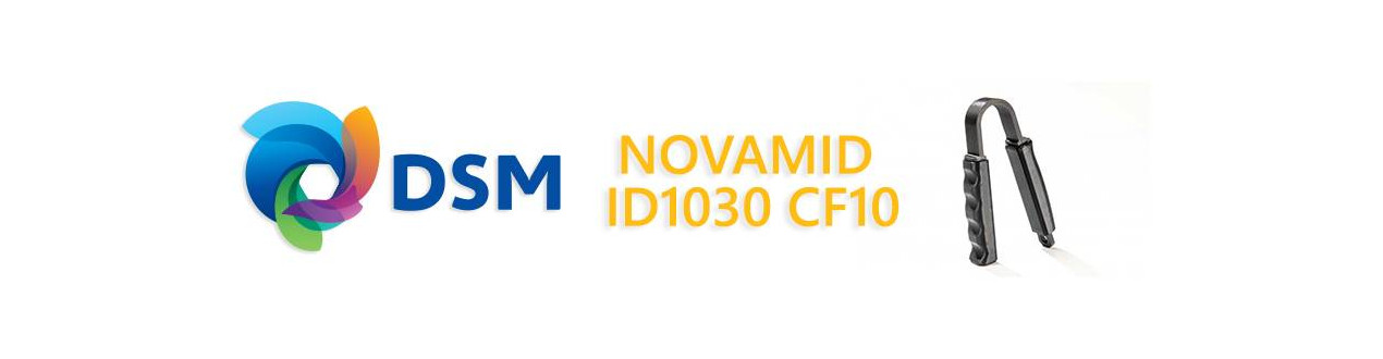 Novamid ID 1030-CF10 (PA6/66) DSM | Compass DHM projects